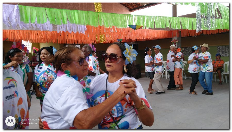 Prefeitura de Inhuma realiza carnaval dos Idosos - Imagem 9