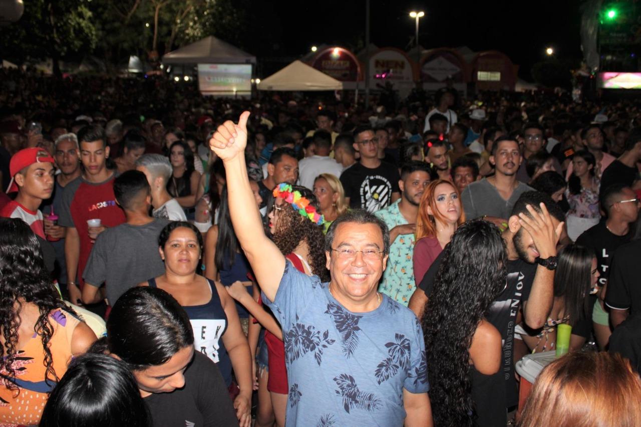 Quarta noite do Carnaval de Água Branca reuni mais de 10 mil pessoas - Imagem 13