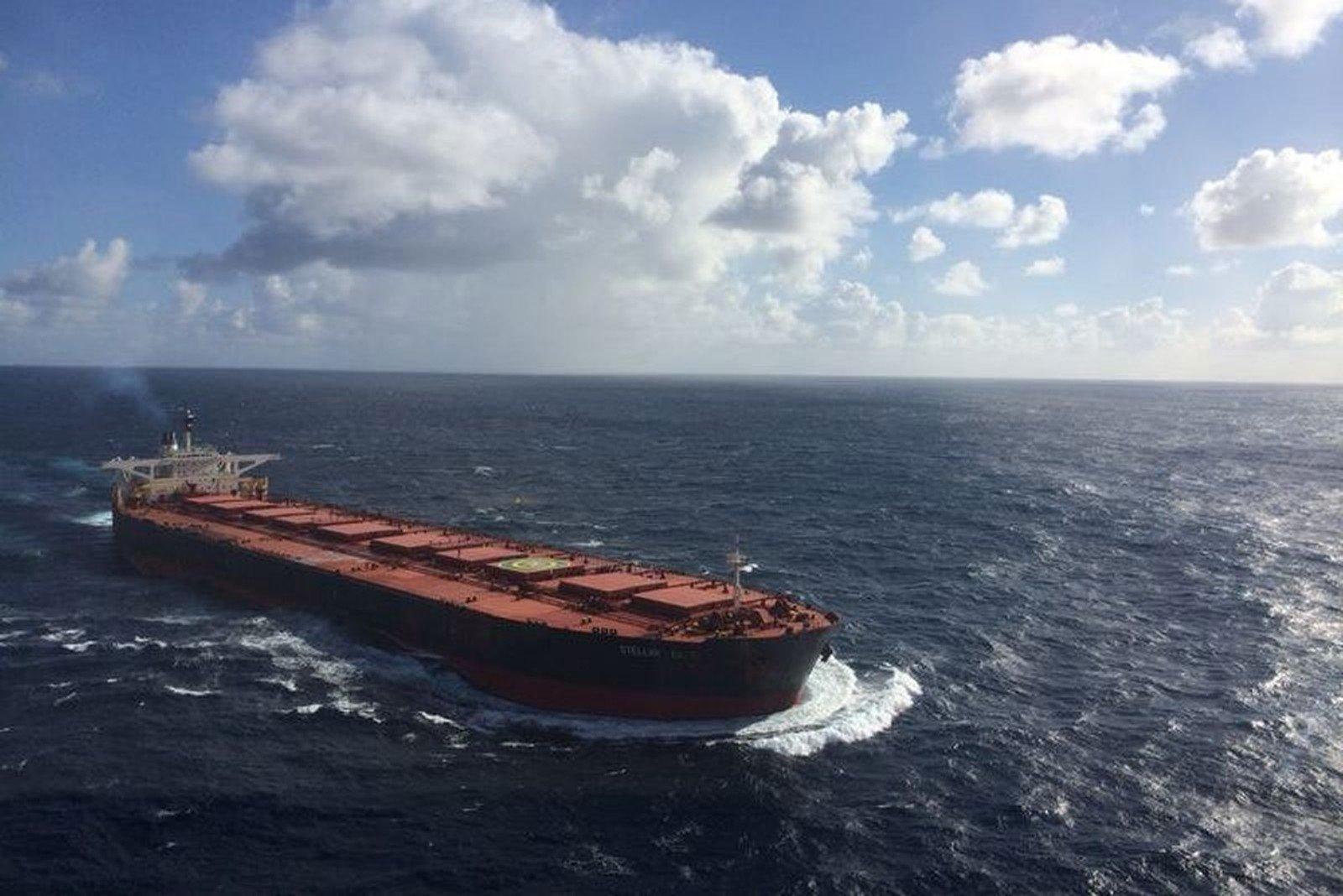 Ibama e Marinha não descartam vazamentos em navio encalhado no MA - Imagem 2