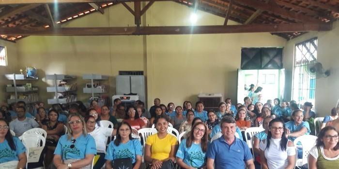 Jornada Pedagógica de Monsenhor Gil, explorando a prata da casa - parte 2