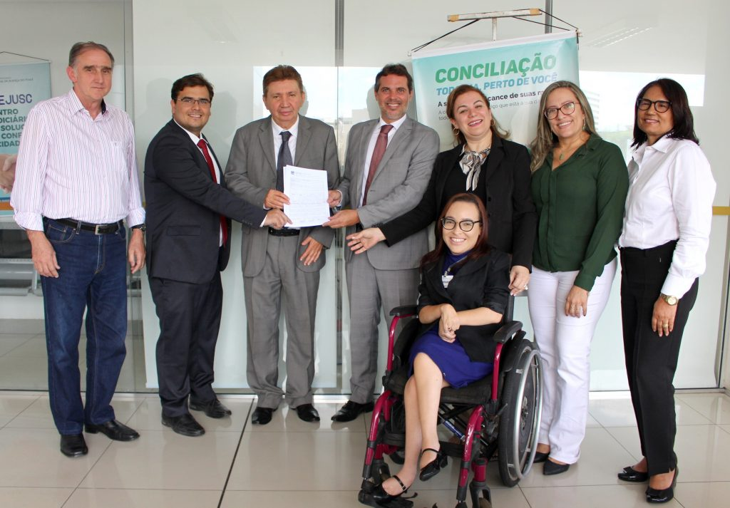 Mediação viabiliza acordo milionário  em Luís Correia - Imagem 1