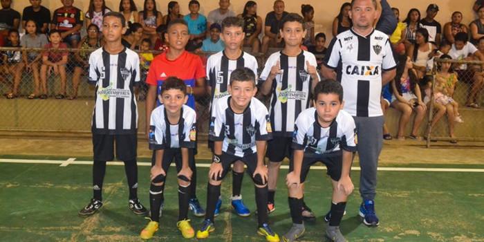 Atlético vence Juventus e conquista o título de campeão da copinha de futsal