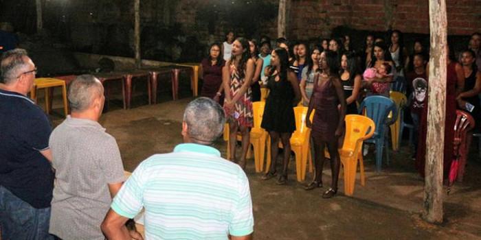 PROMAQ realiza cerimônia de entrega de Certificados aos alunos do Povoado Paiol do Centro em Parnarama – MA.