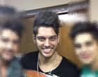 Lucas Lucco surge com Gusttavo e Luan em foto antiga e choca web