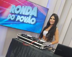 DJ Adah, atração do Bloquinho do Beijo