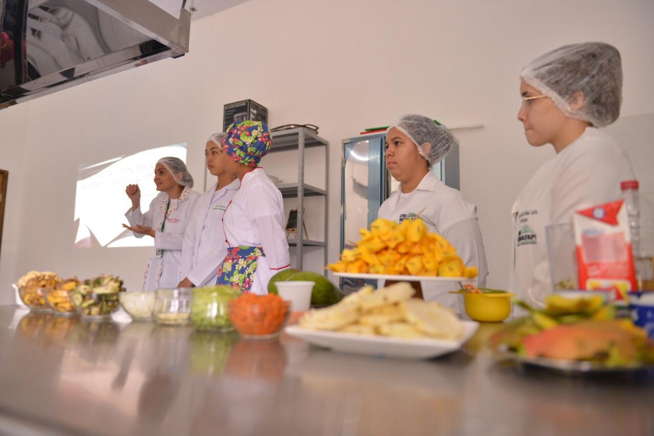 Banco de Alimentos da Nova Ceasa realiza 3ª Oficina Gastronômica - Imagem 1