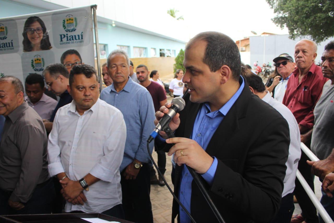 Diretor do Hospital, Patrick Costa, destaca o fortalecimento da assistência hospitalar na região