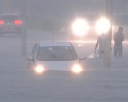 Tv Jornal Meio Norte repercute o estado de emergência em Belém-PR após chuvas; vídeo