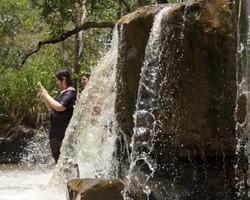 Cachoeira de Santo Antonio São Felix do Piaui