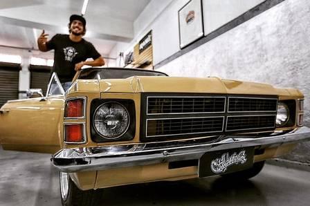 Caio Castro tem R$ 3,4 milhões em carros na garagem, diz jornal - Imagem 3
