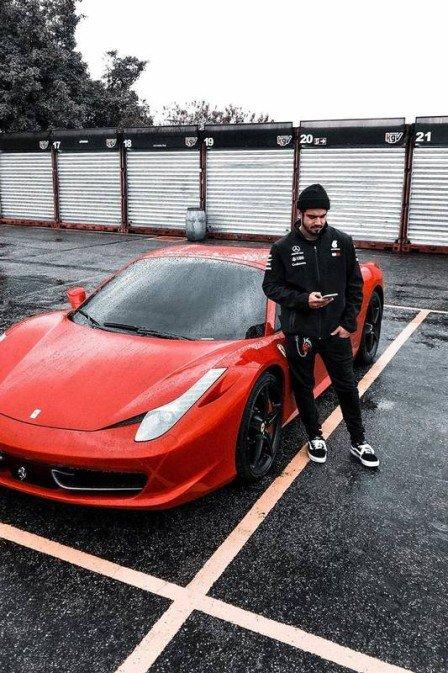 Caio Castro tem R$ 3,4 milhões em carros na garagem, diz jornal - Imagem 1