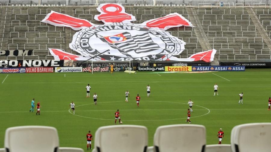 Corinthians fica no empate com o Ituano e se complica no Paulista - Imagem 1