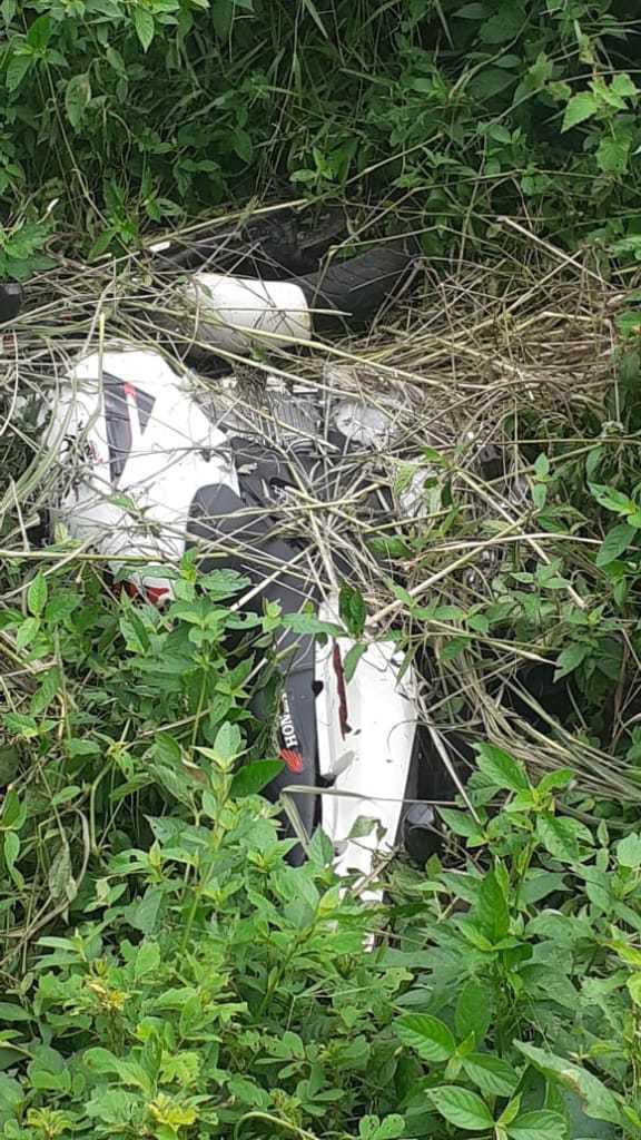 Cantor morre em acidente após perder controle de moto no Piauí  - Imagem 2