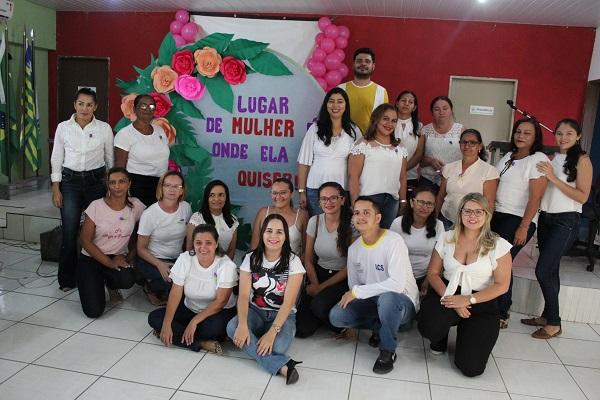Mulheres participam de palestra sobre prevenção do câncer do colo do útero  - Imagem 19