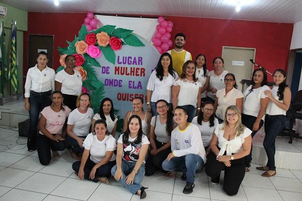 Mulheres participam de palestra sobre prevenção do câncer do colo do útero  - Imagem 18