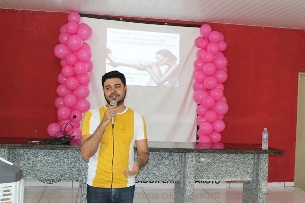 Mulheres participam de palestra sobre prevenção do câncer do colo do útero  - Imagem 12