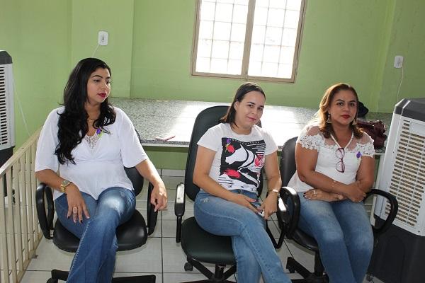 Mulheres participam de palestra sobre prevenção do câncer do colo do útero  - Imagem 1