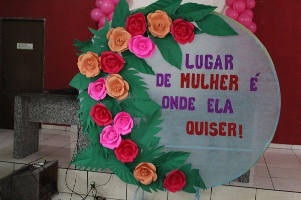 Mulheres participam de palestra sobre prevenção do câncer do colo do útero  - Imagem 20