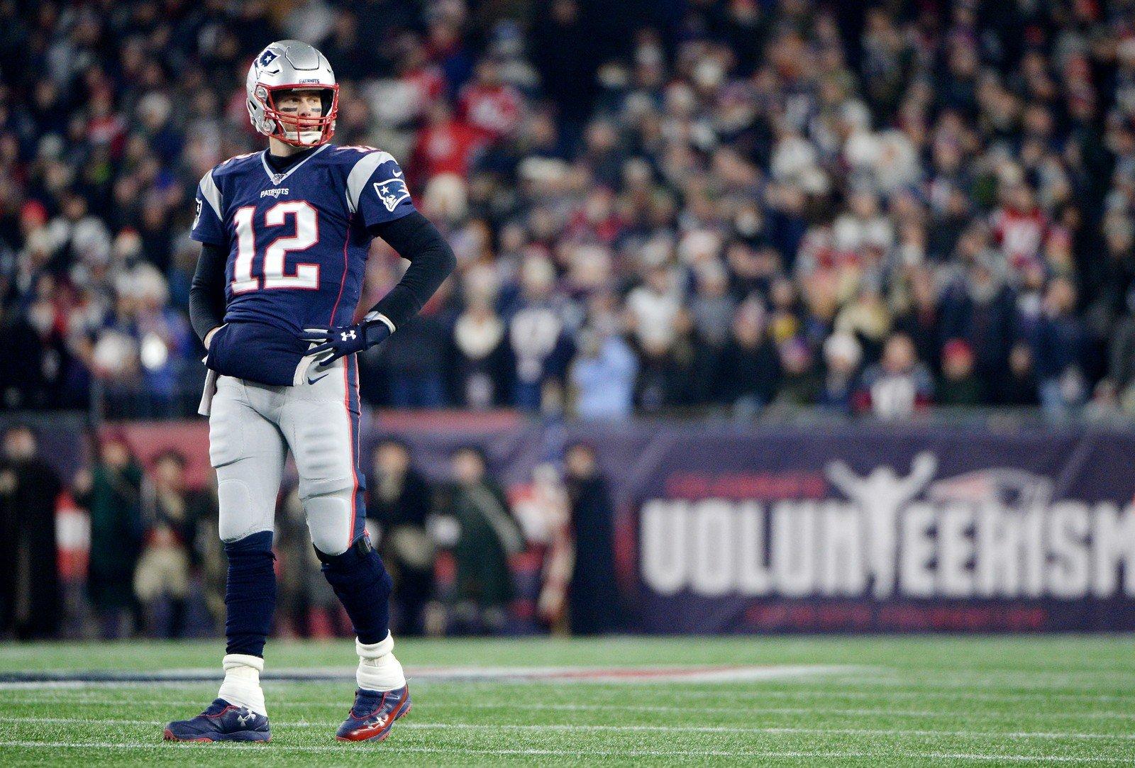 Tom Brady anuncia saída do New England Patriots após 20 anos - Imagem 1