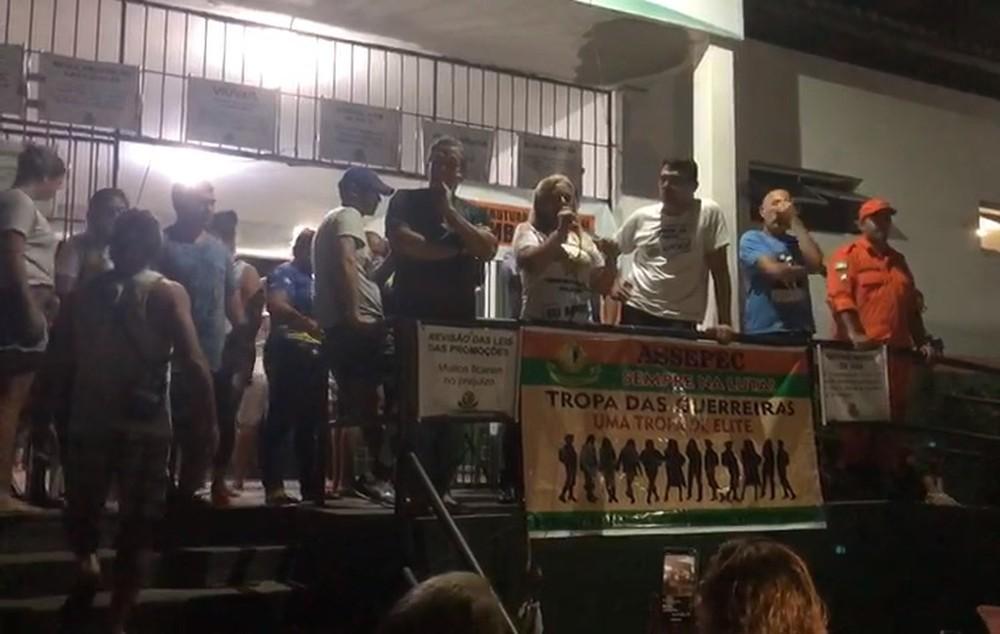 Policiais militares votam por encerrar motim no Ceará após 13 dias - Imagem 1
