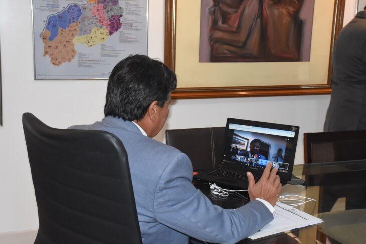 Governadores do NE  formalizam Comitê de Operações contra o COVID-19 - Imagem 1