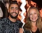 Luana Piovani e o ex-marido, Pedro Scooby, discutem publicamente