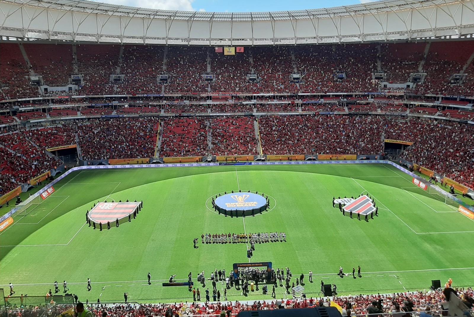 Lista dos estádios no Brasil com maior capacidade de público - Imagem 9