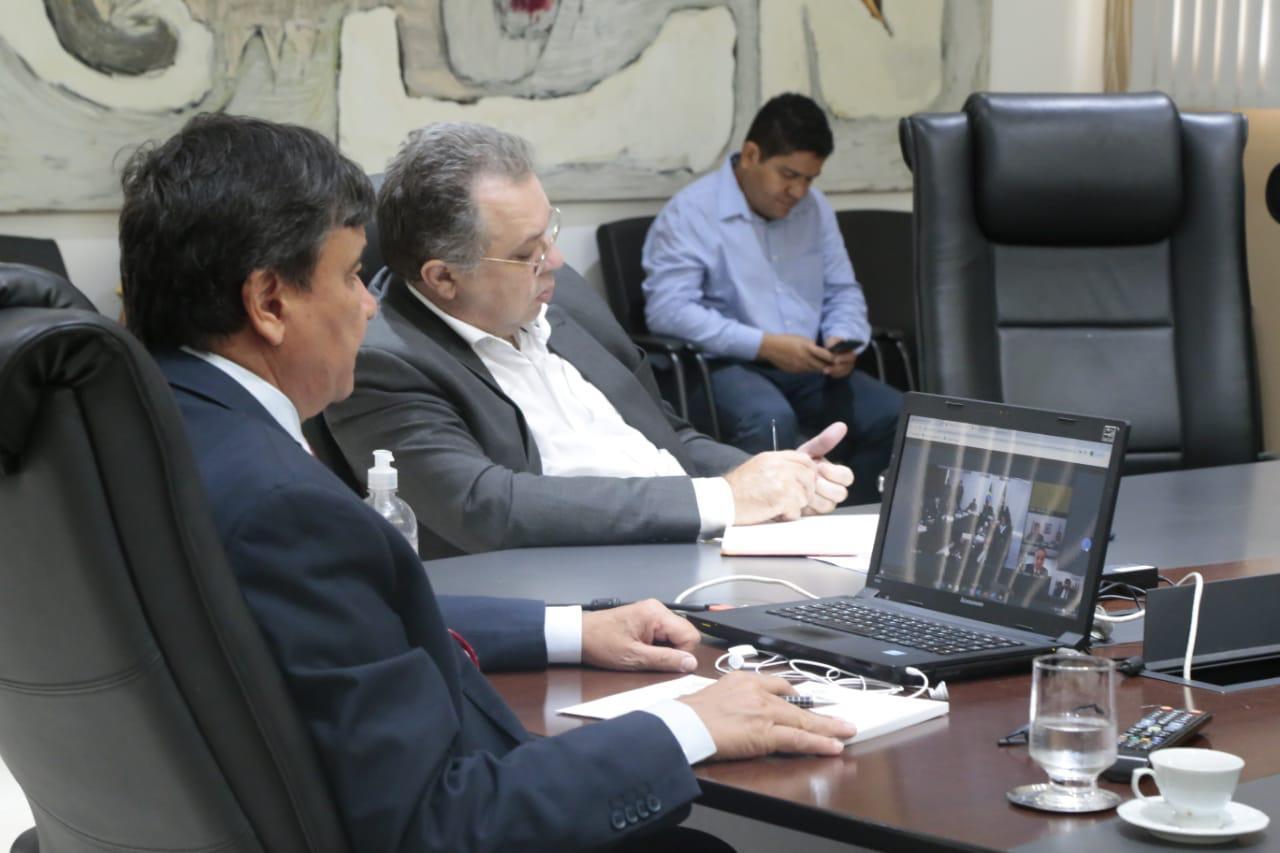 Covid-19:W.Dias acerta com Governo Federal medidas pra enfrentar crise - Imagem 2