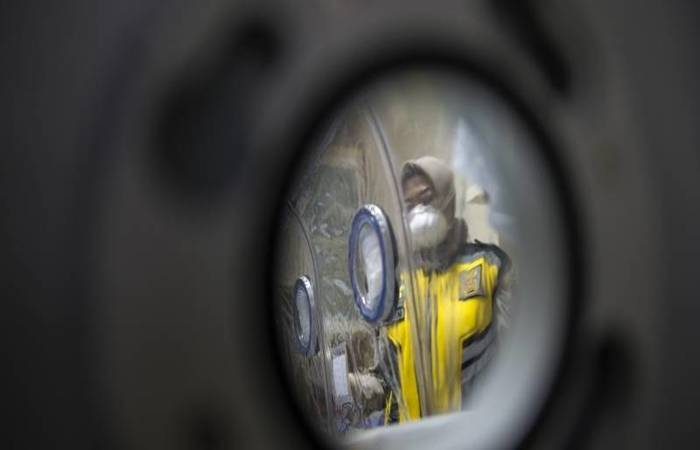 CRÉDITO: Juni Kriswanto /AFP