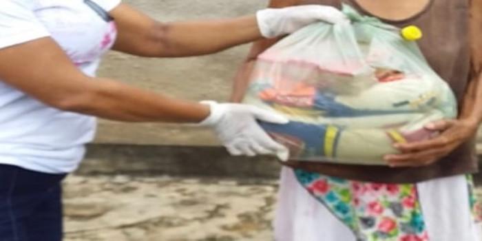 Serviço Social do Município de Uruçuí agindo no momento de pandemia.
