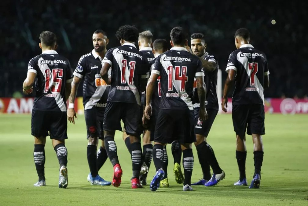 Vasco tem o pior ataque entre os clubes da elite do futebol brasileiro em 2020 — Foto: Rafael Ribeiro /Vasco