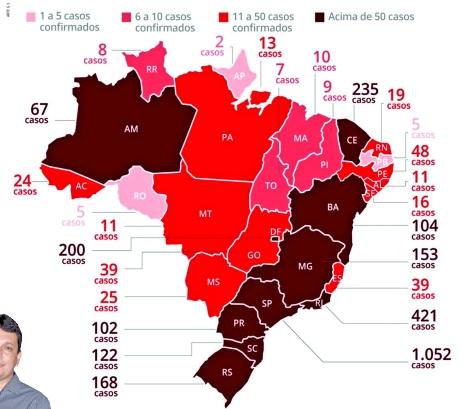 94% dos piauienses têm medo do surto do coronavírus, aponta pesquisa - Imagem 1