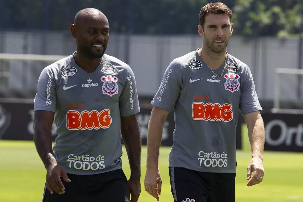 Média do ataque do Corinthians é 5ª pior entre os clubes da Série A — Foto: Daniel Augusto Jr/Ag. Corinthians