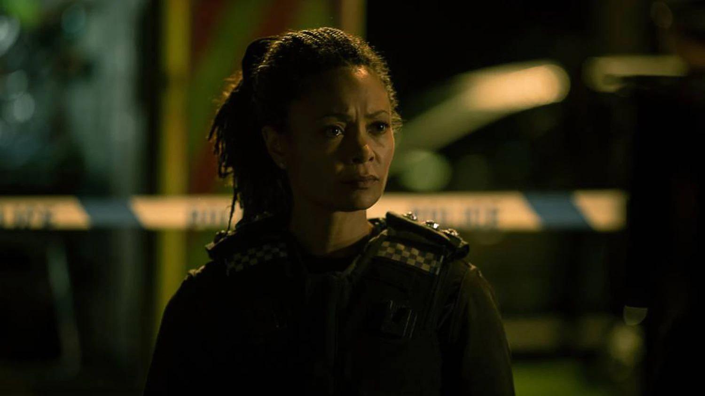 Thandie Newton na quarta temporada de 'Line of Duty'