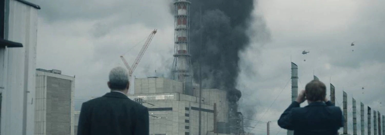 Imagem da série Chernobyl, da HBO.