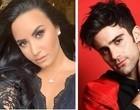 """A fila andou! Demi Lovato está namorando ator de """"High School Musical"""""""