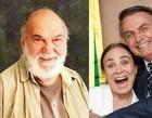 """Lima Duarte critica Regina Duarte: """"se encantou pelo Lobo Mau"""""""