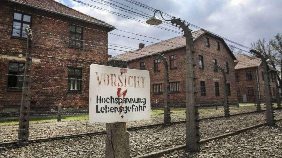Fotos públicas/ Auschwitz