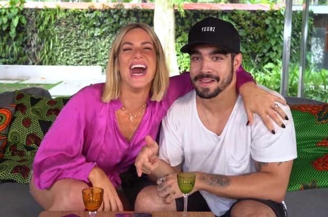 Gio Ewbank fala sobre vida sexual de Caio Castro antes de Grazi - Imagem 1