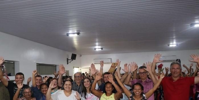 Mulheres de Monsenhor Gil ganham big festa em seu dia