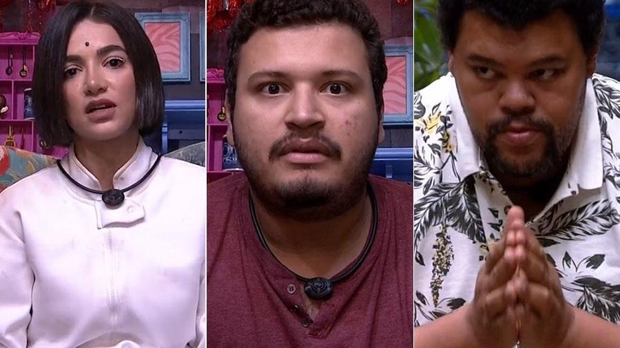 BBB20: Manu, Victor Hugo e Babu estão no sétimo paredão do reality - Imagem 1