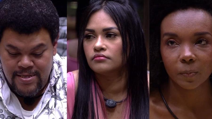 BBB20: Babu, Flayslane e Thelma estão no 13º paredão do reality  - Imagem 1