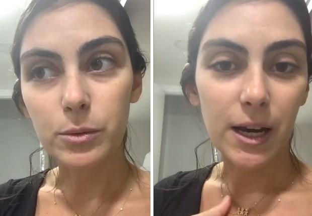 Mariana tranquiliza fãs após Felipe Simas testar positivo para Covid - Imagem 1