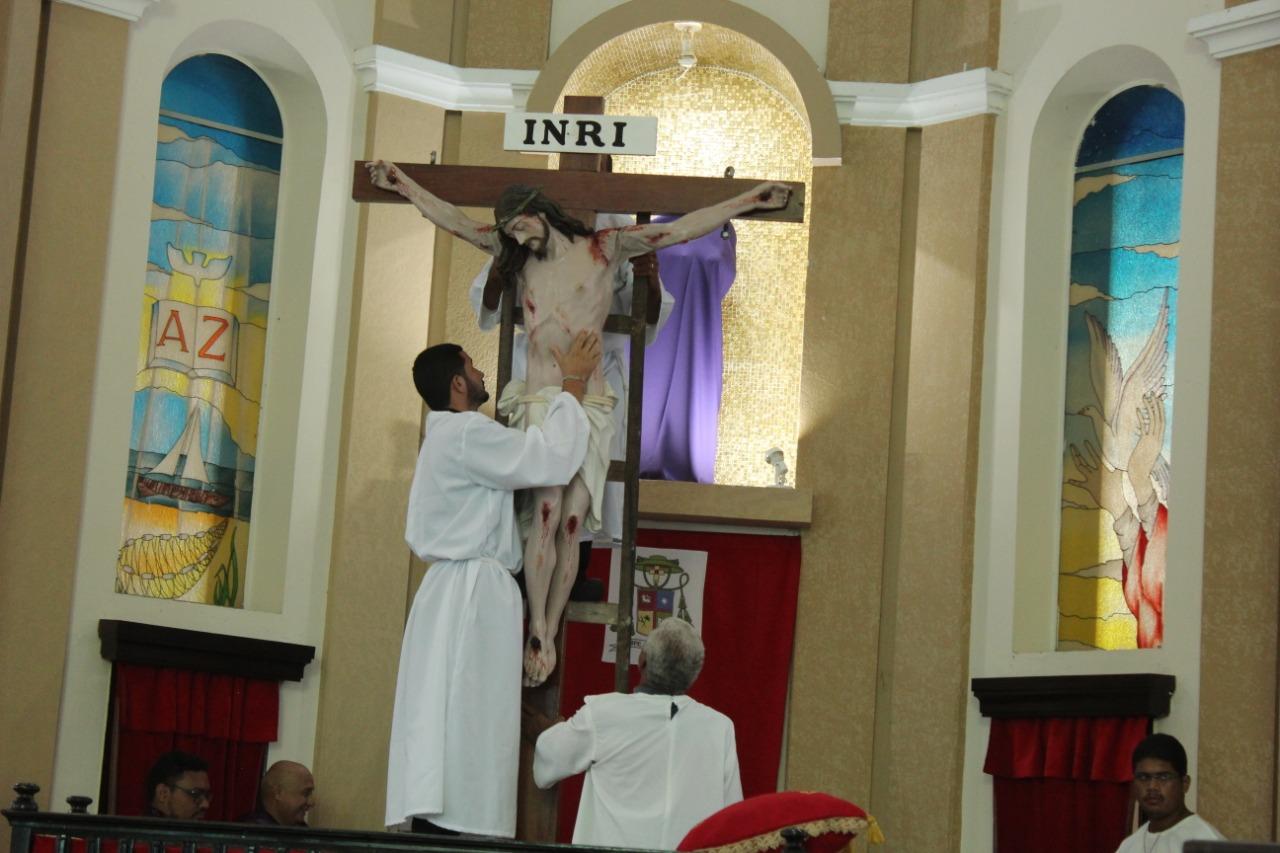 """""""Uma grande cruz dos tempos de hoje"""", diz Dom Francisco sobre pandemia - Imagem 3"""
