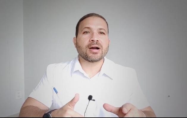 Eduardo Aguiar, analista de sistemas da Prefeitura de Teresina