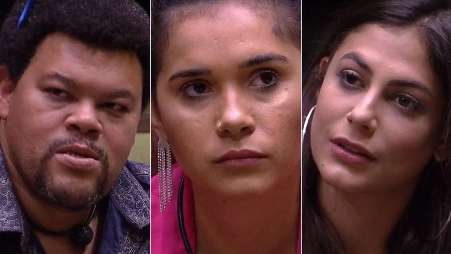 BBB20:Flayslane é eliminada; Babu, Gizelly e Mari estão no 14º paredão - Imagem 2