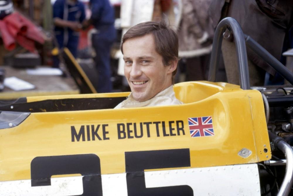 Mike Beuttler disputou 28 corridas de Fórmula 1 entre 1971 e 1973 — Foto: Reprodução/redes sociais
