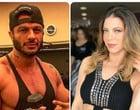 Ex-BBB Kléber Bambam revela crush por Sheila Mello