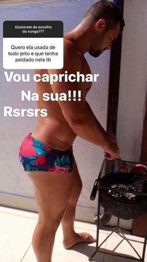 """Borat, de """"Amor & Sexo"""", leiloa cuecas usadas e """"com pum"""" por R$5 mil  - Imagem 3"""