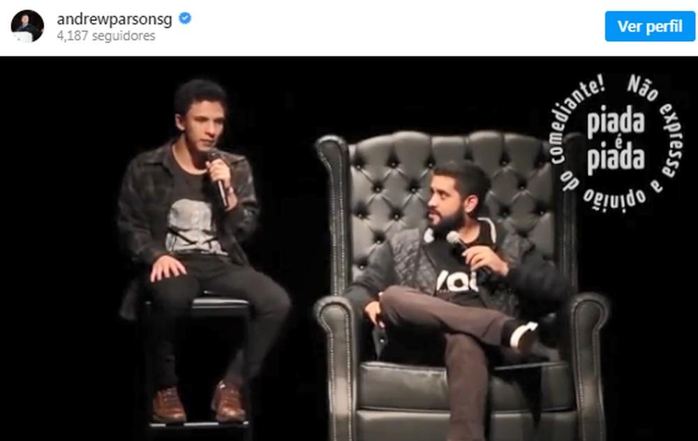 MP abre denúncia por piada contra atletas paralímpicos em show - Imagem 1